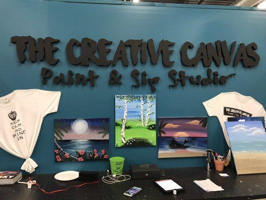The Creative Canvas
