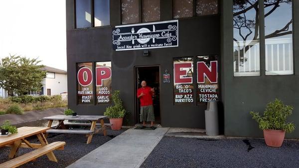 Acevedo's Hawaicano Cafe
