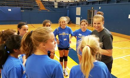 San Jose State Volleyball Camps