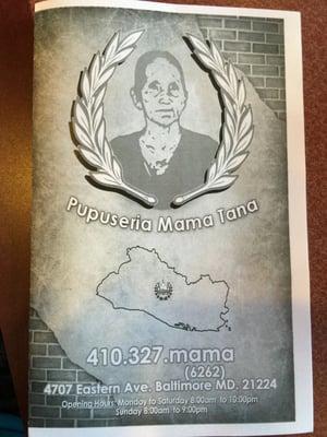 Pupuseria Mama Nata