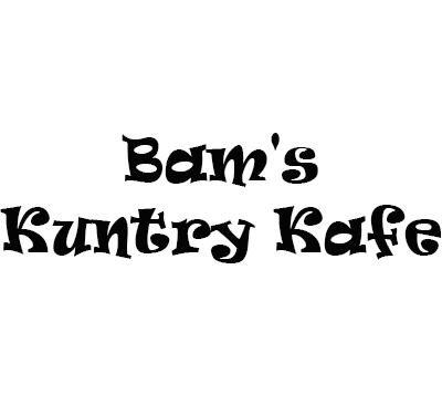 Bam's Kuntry Kafe