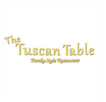 The Tuscan Table 'Family Style Restaurant'