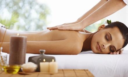 Massage with Cecilia