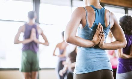 Essential Hot Yoga: One Month of Unlimited Yoga