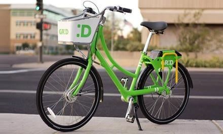 Grid Bike Share