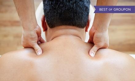Back 2 Balance Massage