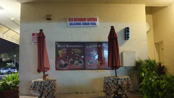 Rico Sandwich Cafe