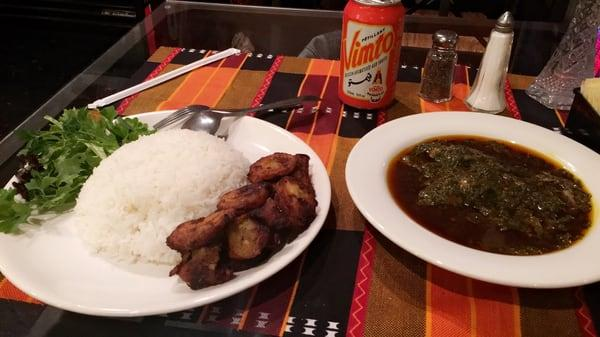 Monrovia Restaurant