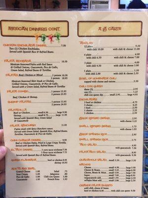 Zunigas Mexican Restaurant