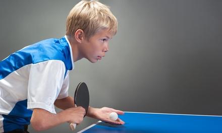 Alameda Table Tennis Center