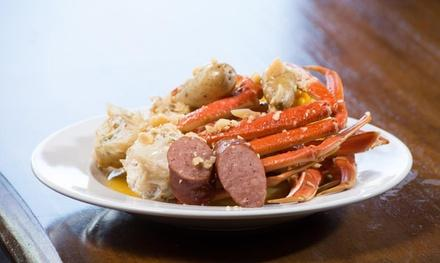 99 Degrees Seafood Kitchen