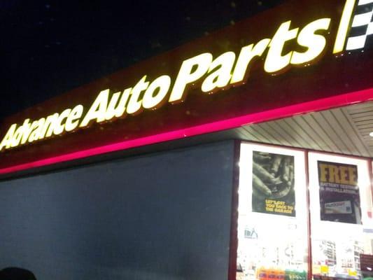 Advance Auto Parts Pelham