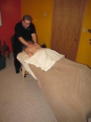 Jim's Mobile Massage & Reiki