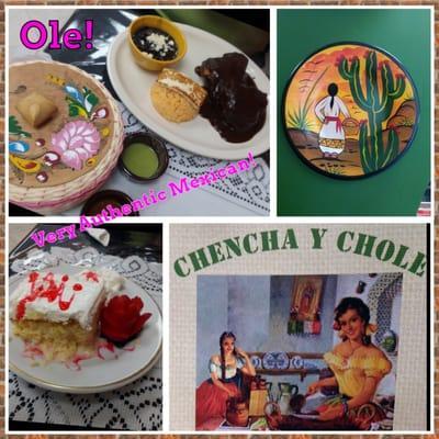Chencha y Chole