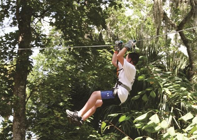 Zoom Air Adventure Park