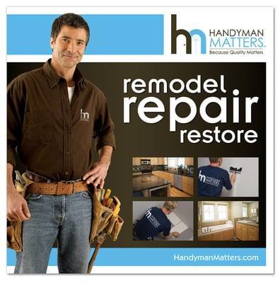 Handyman Matters of Chicagoland