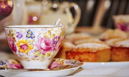 Garden Tea Lounge