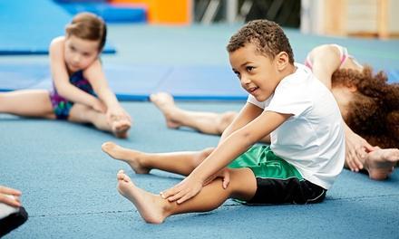 Michigan Academy of Gymnastics Ann Arbor Location