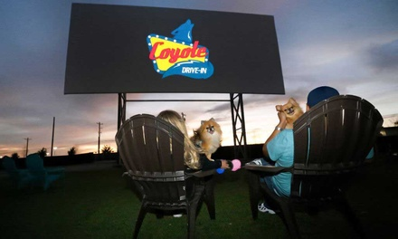 Coyote Drive-In Theater