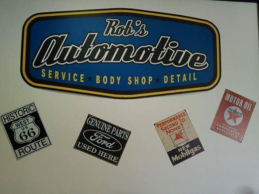 Rob's Automotive