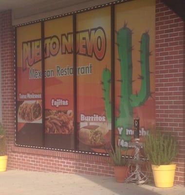 Puerto Nuevo Mexican Restaurant