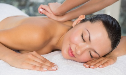 Revitalizing Massage