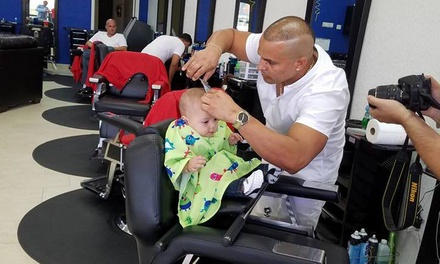 Fresh Parras Barber Shop