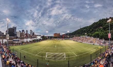 Pittsburgh Riverhounds vs Richmond Kickers