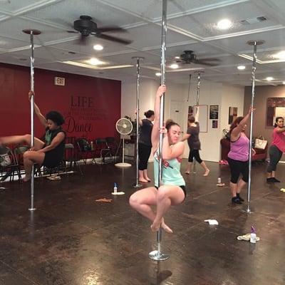 Mind Body & Pole Fitness