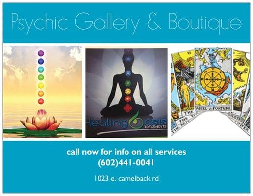 Psychic Gallery & Boutique
