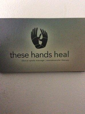 These Hands Heal