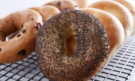 B&G; bagels and catering