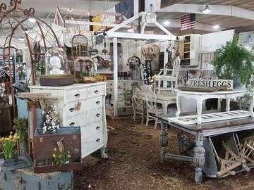 Vintage Market Days Jacksonville