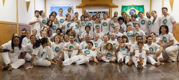 Grupo Capoeira Brasil Chicago