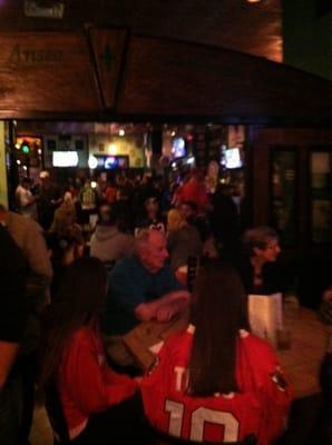 Paddy O'Fegan's Irish Pub & Restaurant