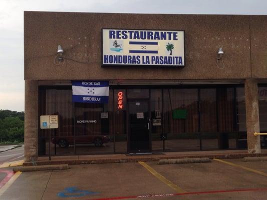 Restaurant Honduras La Pasadita