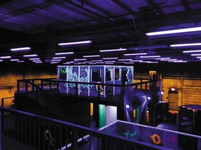 The Lazer Factory