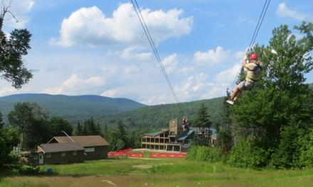 Bretton Woods Adventure Center at Omni Mount Washington Resort