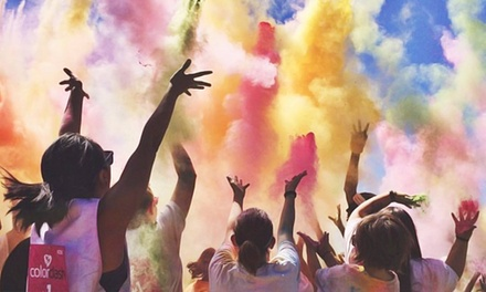 The Color Dash 5K