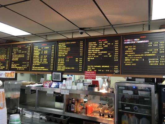 Mr Dons Restaurant