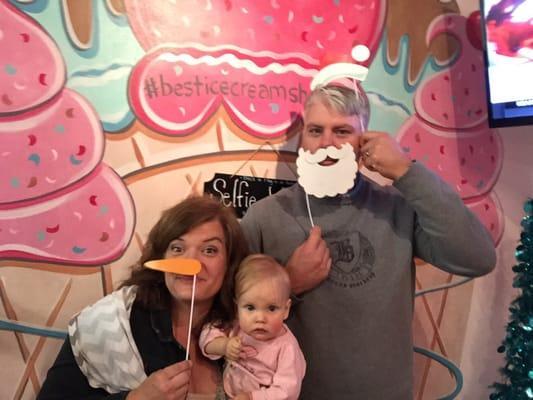 Pink Mama's Ice Cream