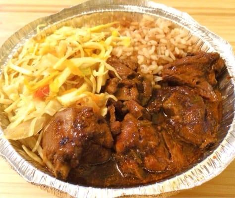 Taylormade Jamaican Eatery