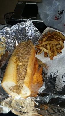 Mike's Taste of Philly