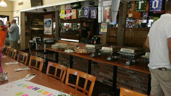 Brookside Restaurant and Bar