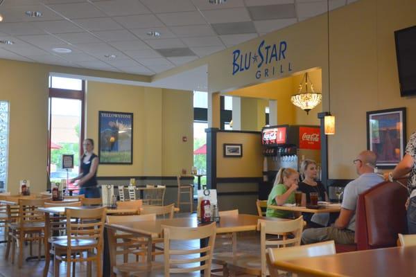 Blu Star Grill