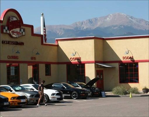 The Hub Car Wash & Diner