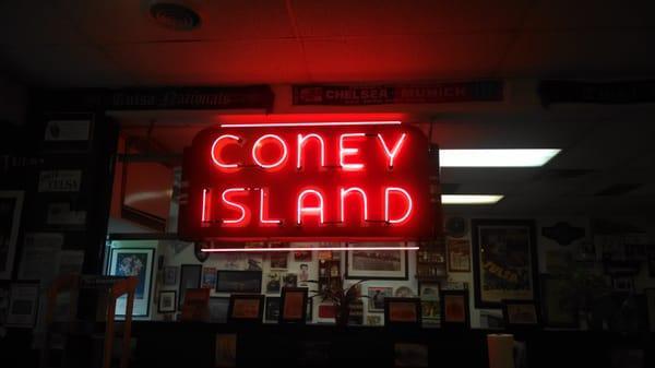 Teris Coney Island