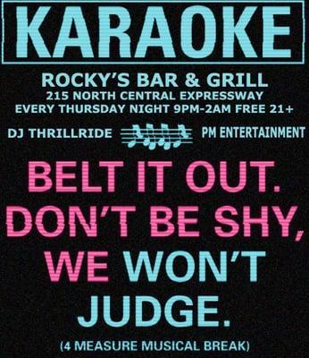 Rocky's Bar & Grill