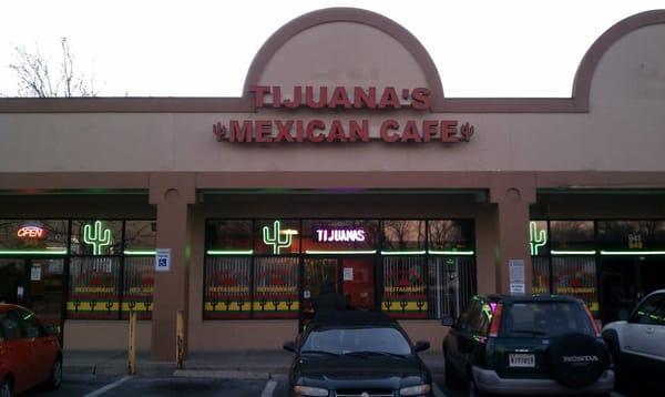 Tijuana's Mexican Cafe