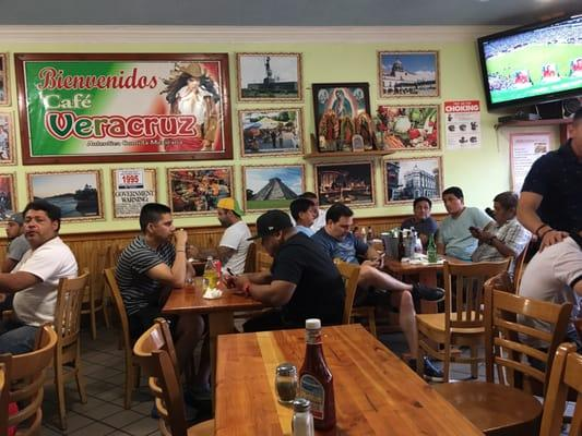 Cafe Veracruz 1